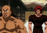Мультфильм Боец Баки / Grappler Baki (2001) - cцена 1