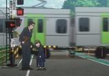 Сцена из фильма Железнодорожный переезд / Fumikiri Jikan (2018) Железнодорожный переезд сцена 1