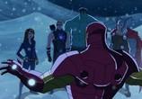 Сцена из фильма Мстители, общий сбор / Avengers Assemble (2013) Мстители, общий сбор сцена 4