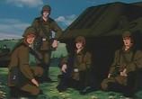 Мультфильм Война будущего, год 198Х / Future War 198X-nen (1982) - cцена 2