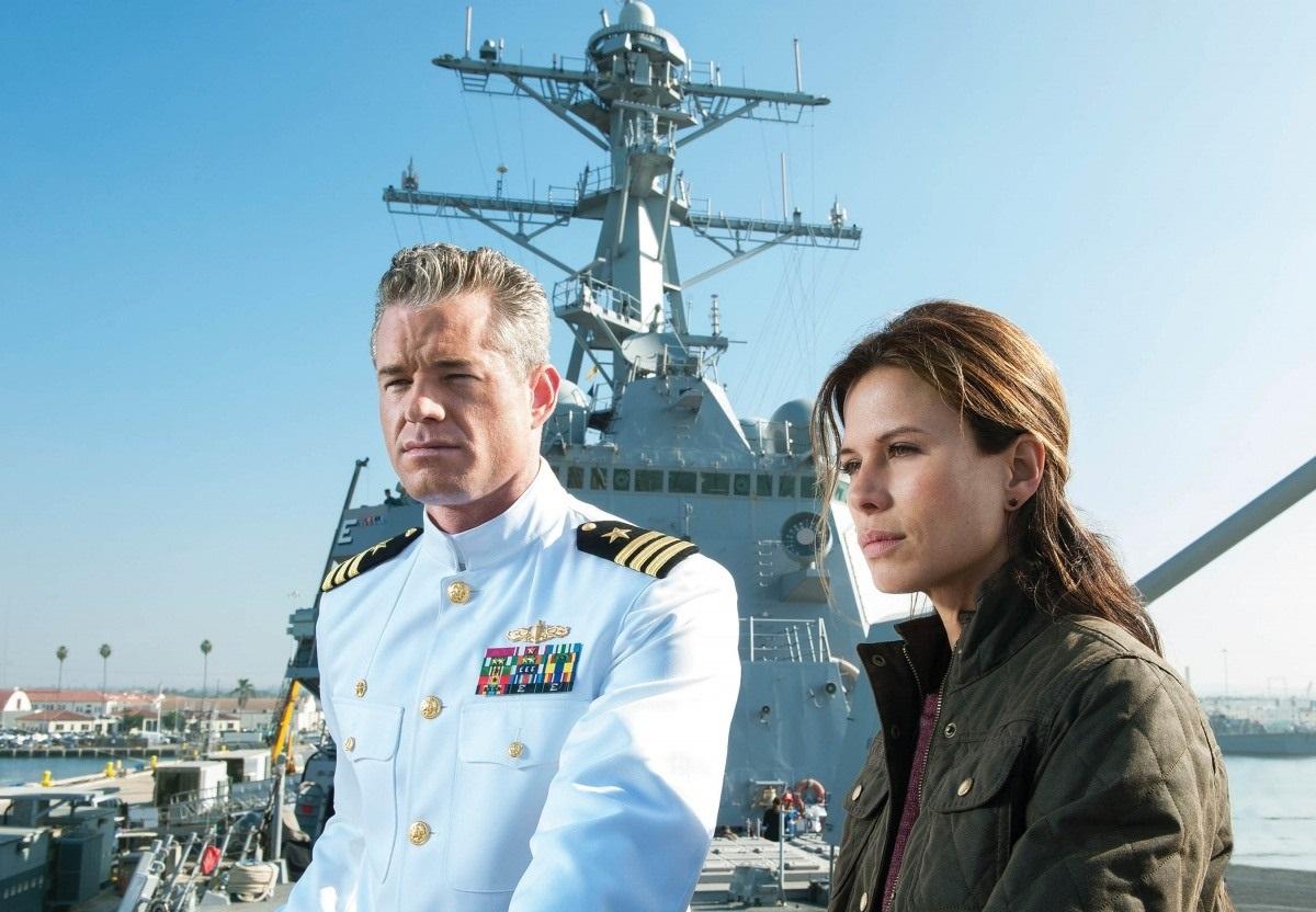 Последний корабль (2014, сериал, 5 сезонов) — кинопоиск.