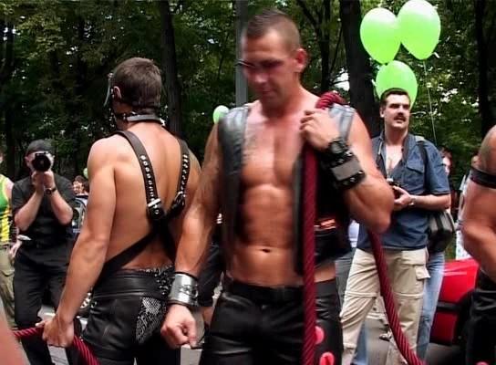 Нацисты гомосексуалисты
