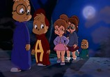 Мультфильм Элвин и бурундуки встречают оборотня / Alvin and the Chipmunks Meet the Wolfman (2000) - cцена 6