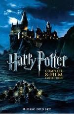 Гарри Поттер: Полное собрание 8 фильмов + Доп. Материалы
