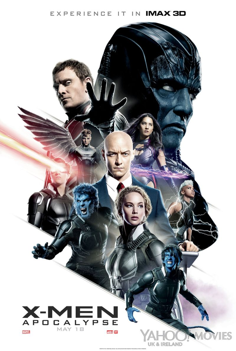 Люди икс: апокалипсис / x-men: apocalypse (2016) bdrip 1080p.