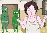 Сцена из фильма Джефф и инопланетяне / Jeff & Some Aliens (2017)