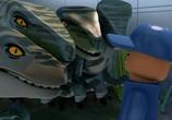 Сцена из фильма ЛЕГО Мир Юрского периода: Побег Индоминуса / LEGO Jurassic World: The Indominus Escape (2016) ЛЕГО Мир Юрского периода: Побег Индоминуса сцена 2