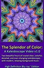 Великолепие цвета: видеокалейдоскоп
