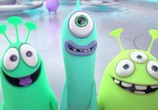 Мультфильм Пришельцы в доме / Luis and His Friends from Outer Space (2018) - cцена 5