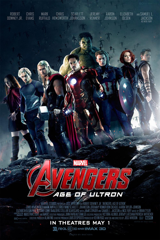 Фильм мстители: эра альтрона / avengers: age of ultron (2015.
