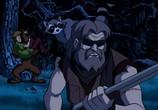 Сцена из фильма Скуби-Ду! Тайна рестлмании / Scooby-Doo! WrestleMania Mystery (2014) Скуби-Ду! Тайна рестлмании сцена 3