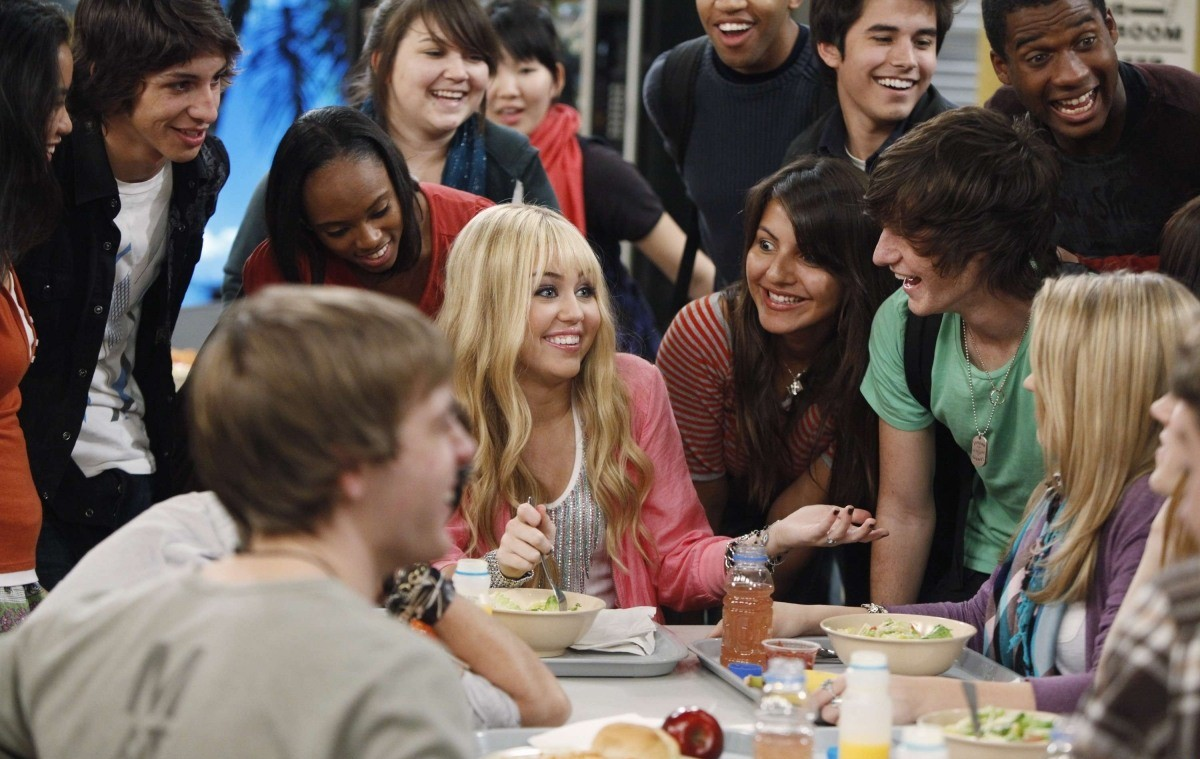 Ханна монтана сезон 1,2,3,4 (2008) смотреть онлайн или скачать.