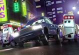 Сцена из фильма Мультачки: Байки Мэтра / Pixar Cars: Mater's Tall Tales (2008) Тачки: Байки Мэтра сцена 1