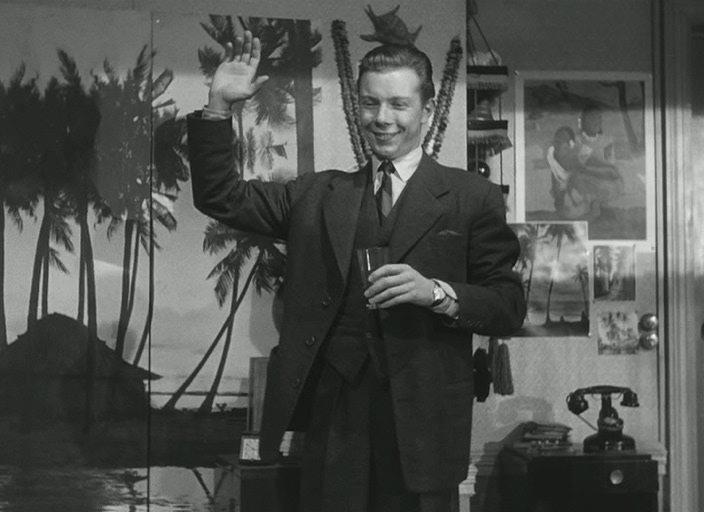 перед потопом фильм 1954