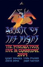 Asia - Spirit Of The Night. Live In Cambridge 2009