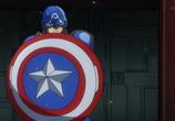 Сцена из фильма Мстители: Дисковые войны / Marvel Disk Wars: The Avengers (2014)