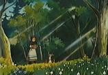 Мультфильм Двенадцать месяцев / Sekai Meisaku Douwa - Mori wa ikiteiru (1980) - cцена 5