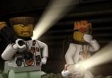 Сцена из фильма Лего: Приключения Клатча Пауэрса / Lego: The Adventures of Clutch Powers (2010) Лего: Приключения Клатча Пауэрса сцена 3