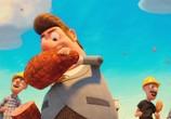 Сцена из фильма Облачно, возможны осадки в виде фрикаделек / Cloudy with a Chance of Meatballs (2009) Облачно, возможны осадки в виде фрикаделек сцена 1