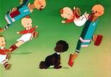 Сцена из фильма Необыкновенный матч (1955) Необыкновенный матч сцена 6