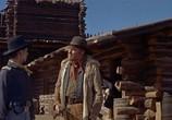 Сцена из фильма Индейский воин / The Indian Fighter (1955) Индейский воин сцена 3