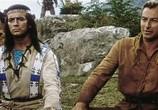 Сцена из фильма Виннету - вождь Апачей / Old Shatterhand (1964) Виннету - вождь Апачей сцена 2