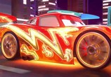 Сцена из фильма Мультачки: Байки Мэтра / Pixar Cars: Mater's Tall Tales (2008) Тачки: Байки Мэтра сцена 3