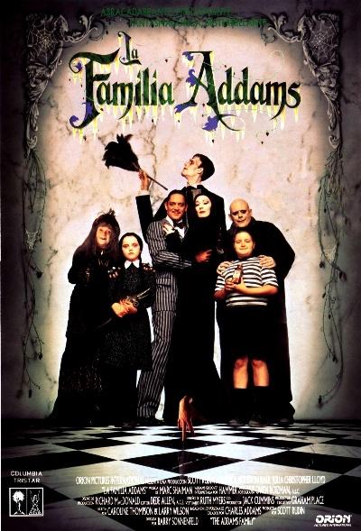Ценности семейки аддамс (1993) скачать торрент в хорошем качестве.