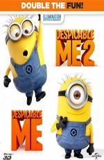 Гадкий Я: Дилогия - Дополнительные материалы / Despicable Me: Dilogy - Bonuces (2010)