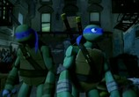 Сцена из фильма Черепашки-ниндзя / Teenage Mutant Ninja Turtles (2012)