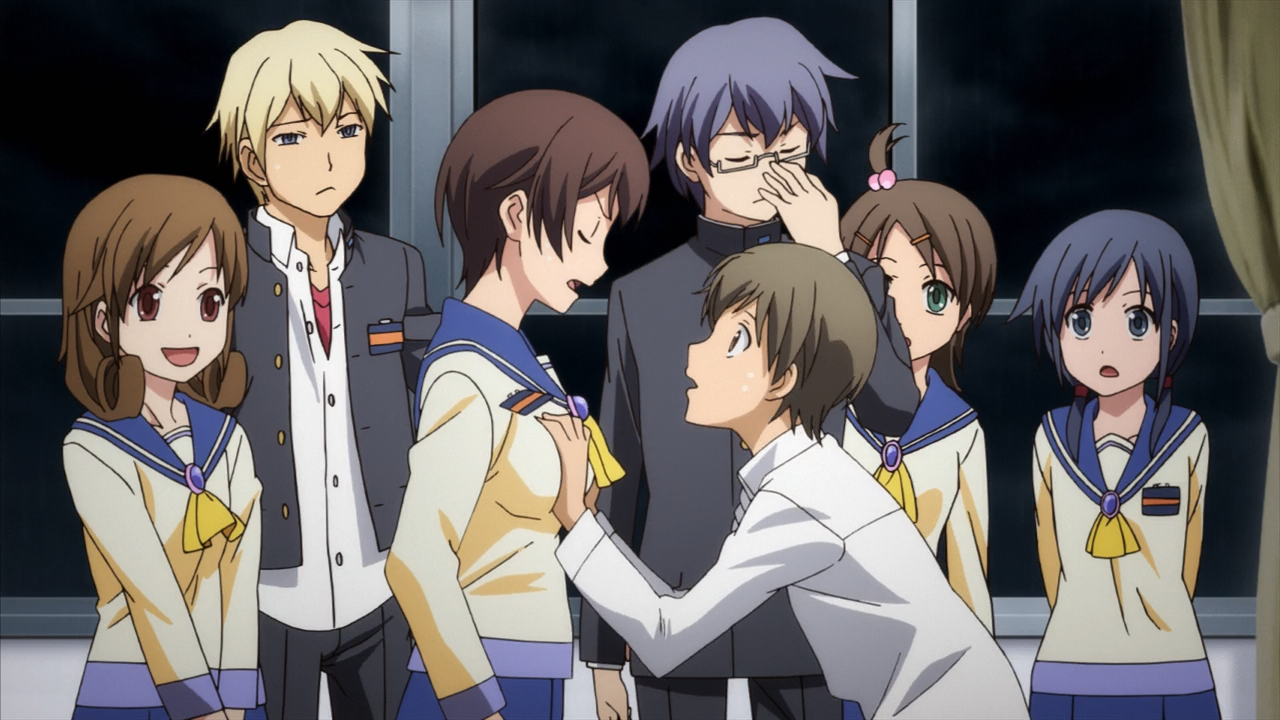 anime Corpse party