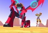 Мультфильм Трансформеры. Кибервселенная / Transformers: Cyberverse (2018) - cцена 2