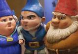 Сцена из фильма Шерлок Гномс / Gnomeo & Juliet: Sherlock Gnomes (2018)