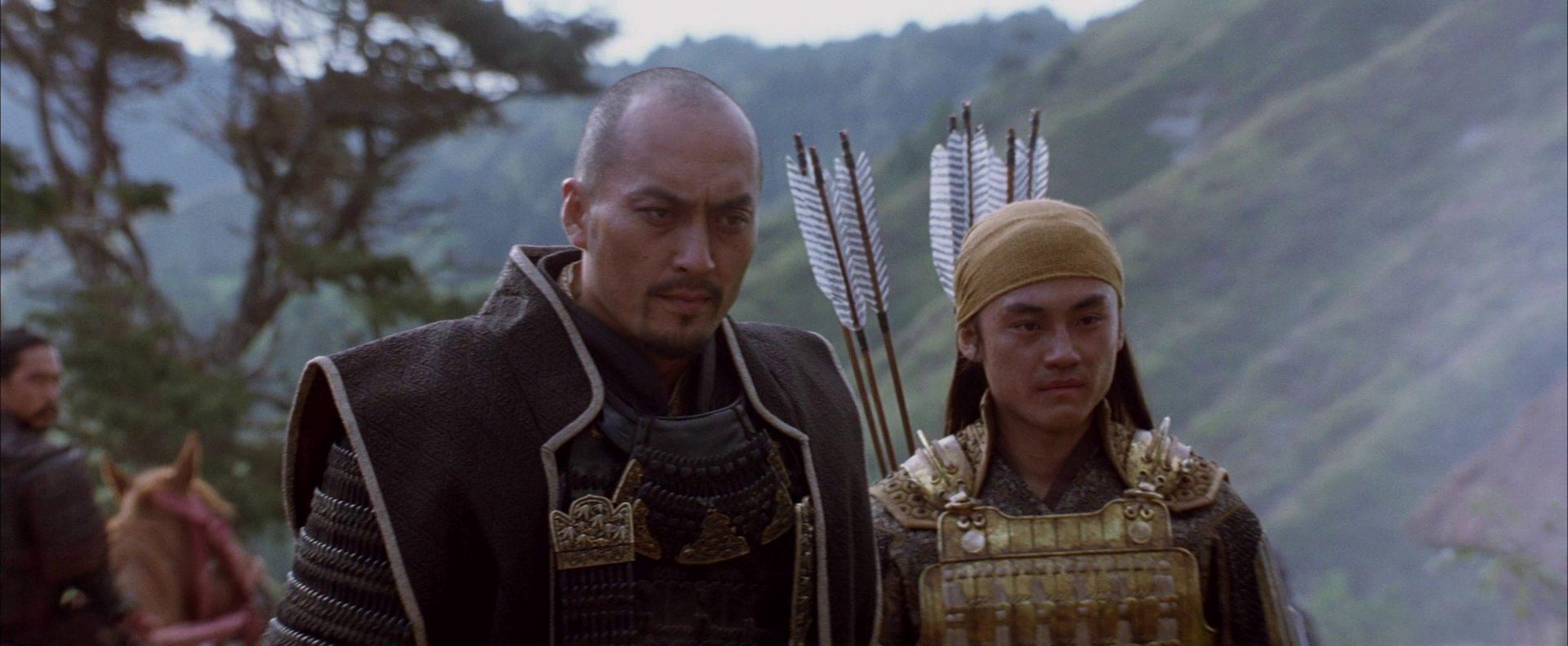 Последний самурай смотреть онлайн 720 (сюжет фильма)