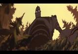Сцена из фильма Стальной Гигант / The Iron Giant (1999) Стальной Гигант сцена 1