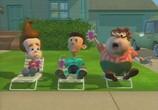 Мультфильм Приключения Джимми Нейтрона, мальчика-гения / The Adventures of Jimmy Neutron: Boy Genius (2002) - cцена 1