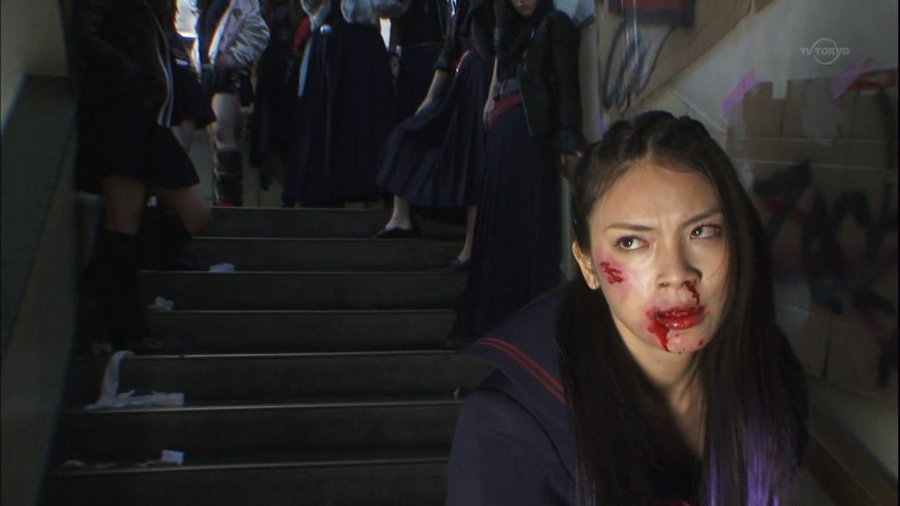 Японский сериал школа маджиска игры в губку боба силач