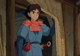 Сцена из фильма Принцесса Мононоке / Princess Mononoke (1997) Принцесса Мононоке сцена 4