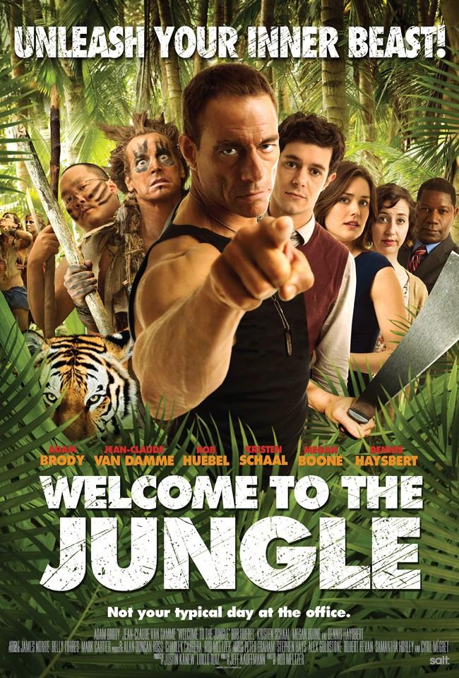 Фильм добро пожаловать в джунгли (2013) скачать через торрент в.