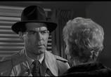 Сцена из фильма Легкая добыча / Pushover (1954) Легкая добыча сцена 4