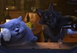 Мультфильм Большой кошачий побег / Cats & Peachtopia (2018) - cцена 3