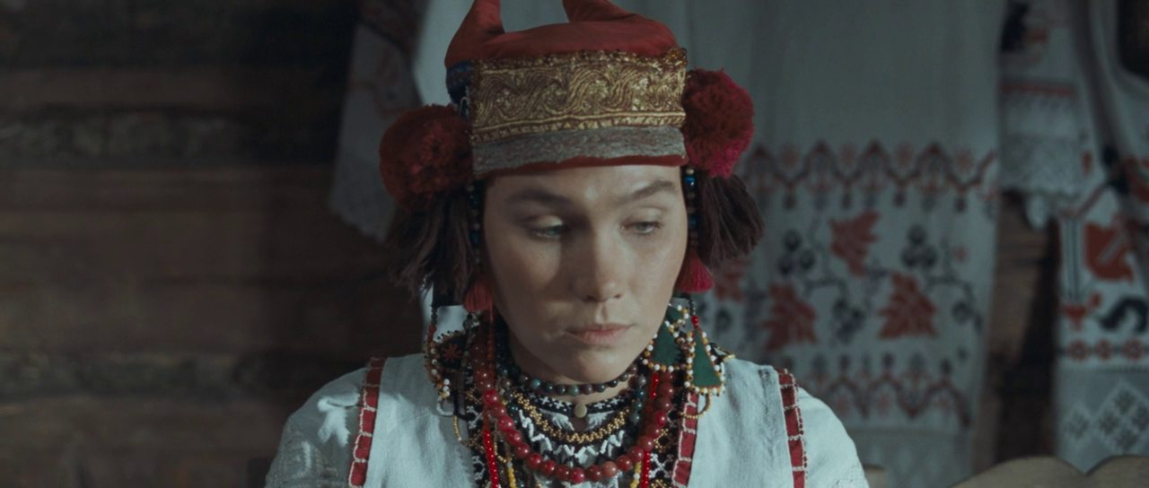 Полностью Голая Бояна Новакович Бежит По Ночной Набережной – Бесстыжие (2011)