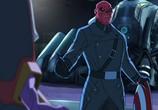 Сцена из фильма Мстители, общий сбор / Avengers Assemble (2013) Мстители, общий сбор сцена 2