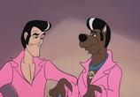 Мультфильм Скуби Ду едет в Голливуд / Scooby-Doo Goes Hollywood (1979) - cцена 4