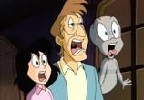 Сцена из фильма Каспер - доброе привидение (Каспер, который живёт под крышей) / Casper (1996) Каспер - доброе привидение (Каспер, который живёт под крышей) сцена 10