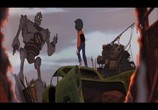 Сцена из фильма Стальной Гигант / The Iron Giant (1999) Стальной Гигант сцена 3