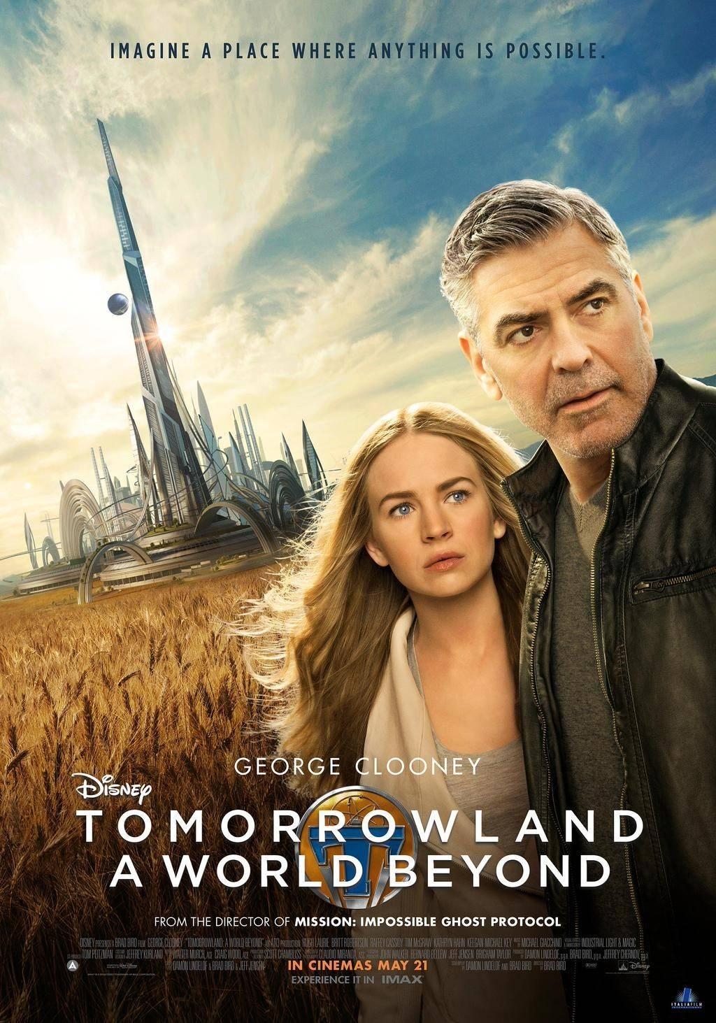 Земля будущего (2015) скачать торрентом фильм бесплатно.
