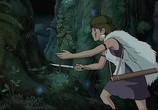 Сцена из фильма Принцесса Мононоке / Princess Mononoke (1997) Принцесса Мононоке сцена 5