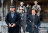 Сцена из фильма Поезд на Юму / 3:10 to Yuma (2007) Поезд на Юму