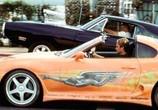 Сцена из фильма Форсаж / The Fast and the Furious (2001) Форсаж
